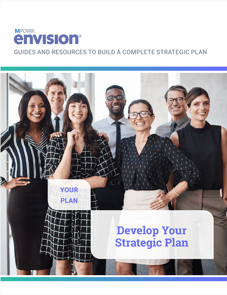 How to write a strategic plan - download the template