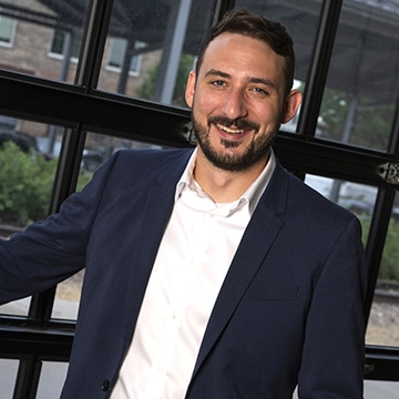Andre Balka is MPOWR Envision's HR Manager